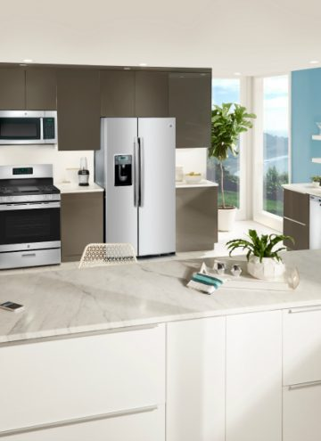 Stretch that Tax Refund with GE Appliances