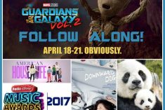 Guardians of the Galaxy Vol. 2 Press Junket Schedule