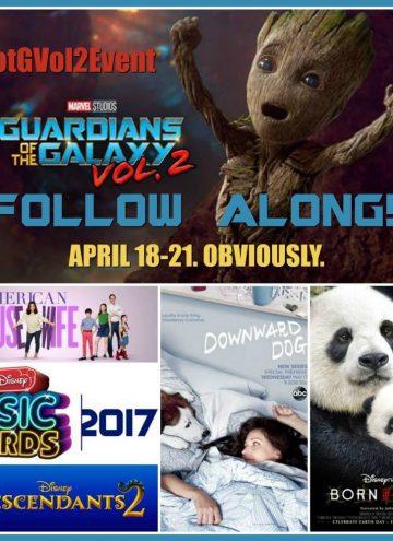 Guardians of the Galaxy Vol. 2 Press Junket Schedule