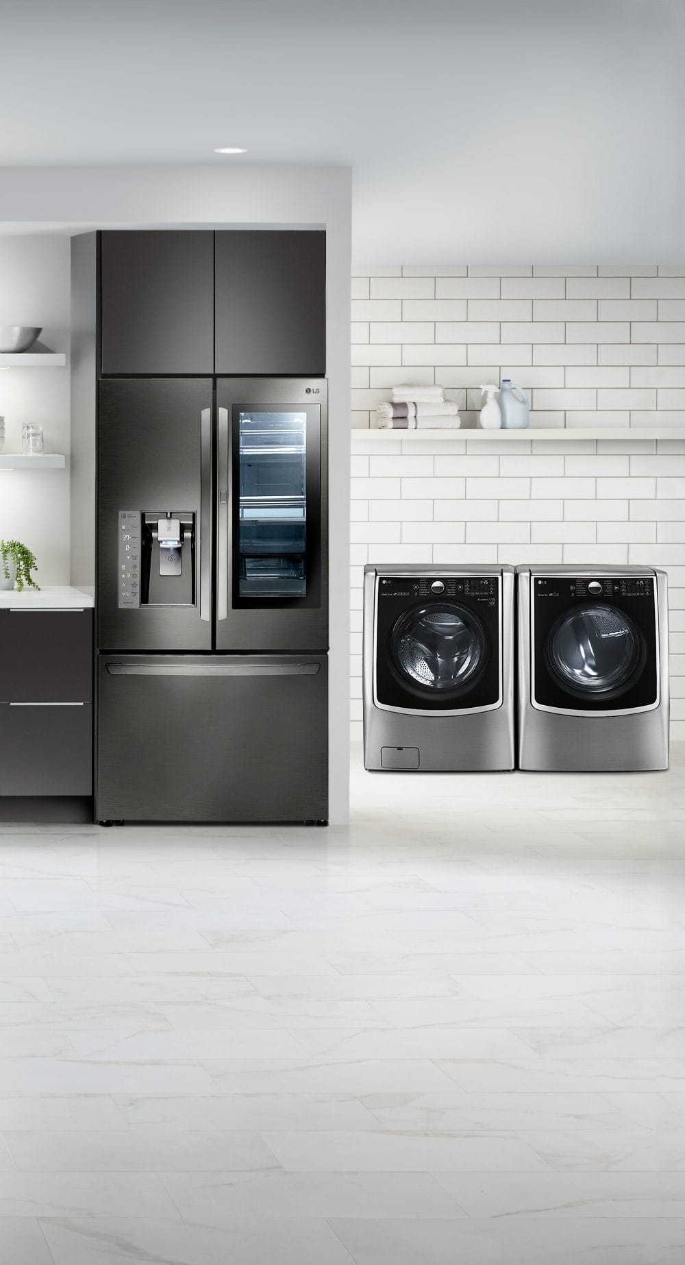 Save on LG Appliances at the Best Buy Remodeling Sales Event
