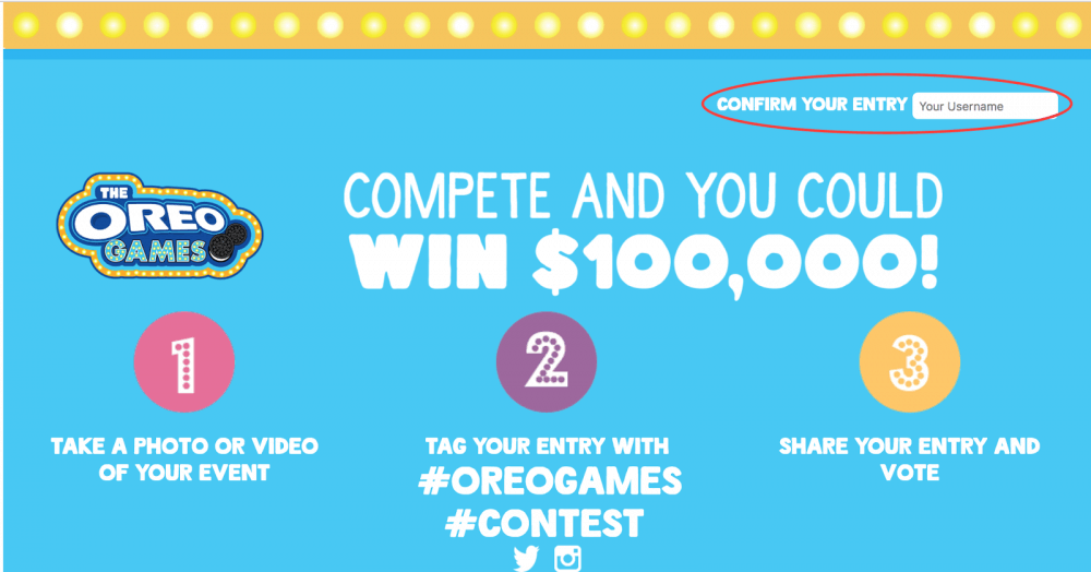 Play OREO Games for the Chance to win $100,000 - Can you Stack More Than 10?