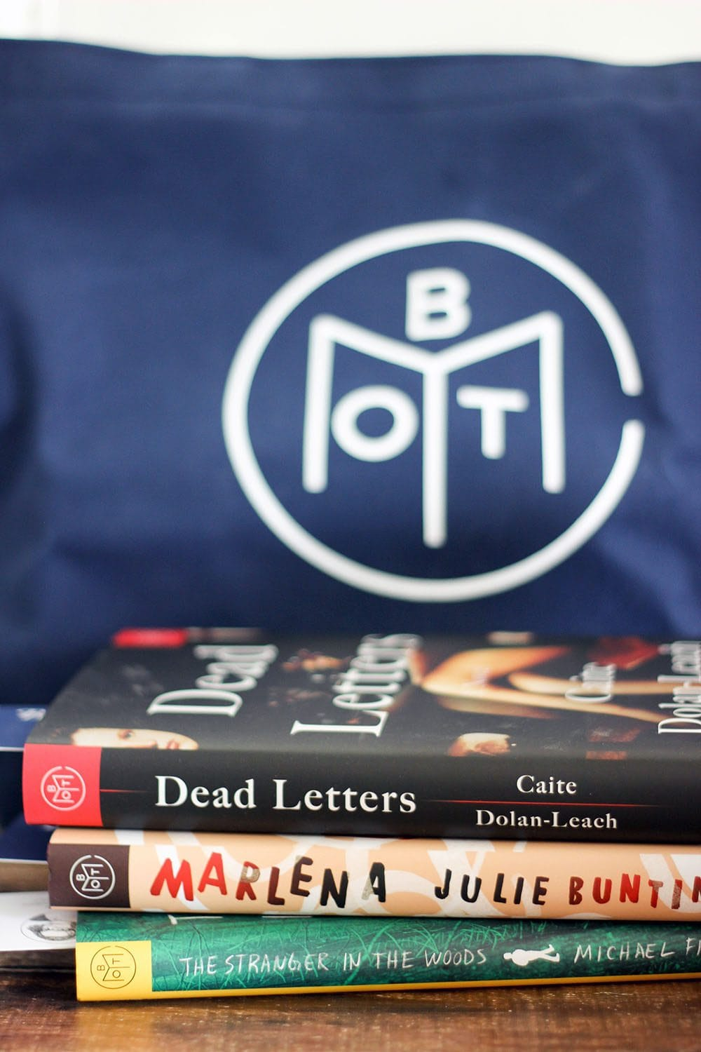 Fall in Love with Reading Again with a Book Subscription Box