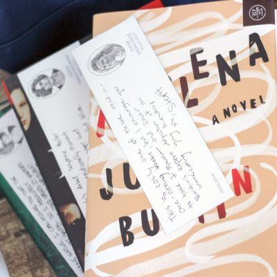 Fall in Love with Reading with a Book Subscription