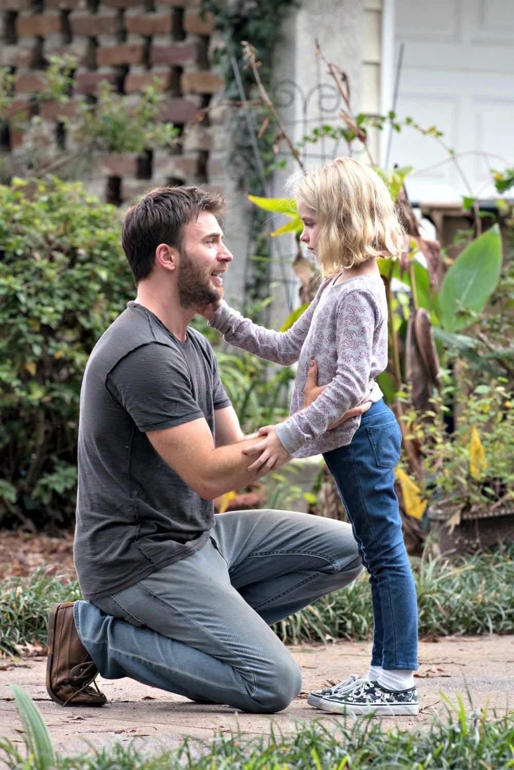 Why You Need to See Chris Evans' New Movie: Gifted plus Cast Interviews