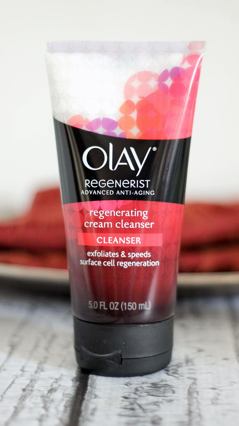 Olay Regenerating Cream Cleanser