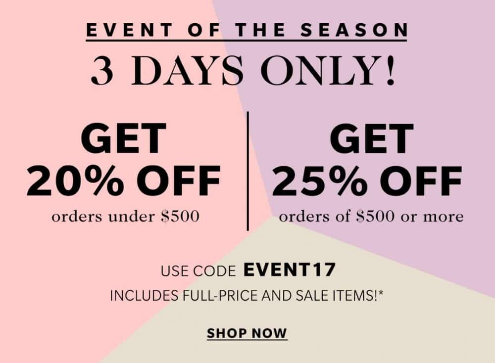 Shopbop Coupon code - Why am I Shopping for Hollywood Red Carpet Dresses?