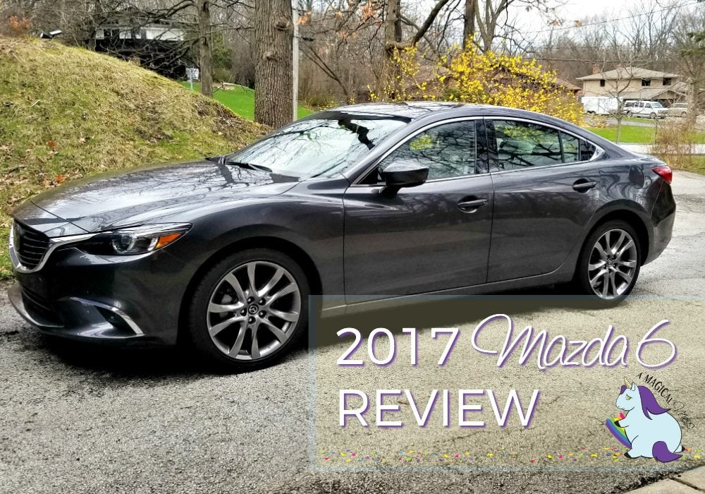 2017 Mazda 6 Grand Touring Review