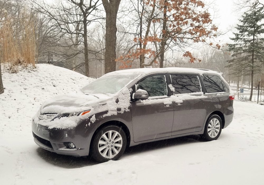 Simple This Vehicle Can Organize Your Life  2017 Toyota Sienna Review