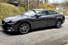 2017 Mazda 6 Grand Touring Review – A Tall Human's Car