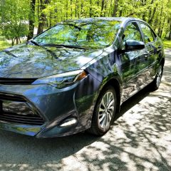 Super Affordable Luxury – 2017 Toyota Corolla Review