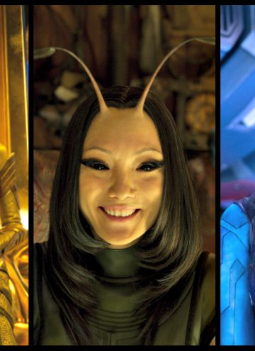Ayesha, Mantis, and Nebula – An Intergalactic Threesome