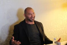Dave Bautista Doesn't Think He's Funny and Didn't Like the Script for Drax