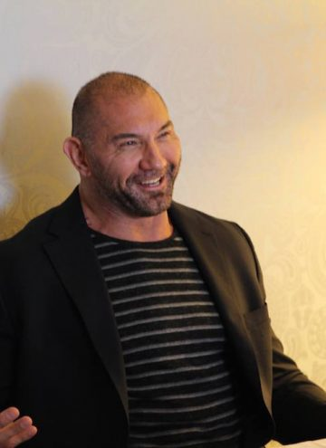 Some Things About Dave Bautista as Drax that May Surprise You