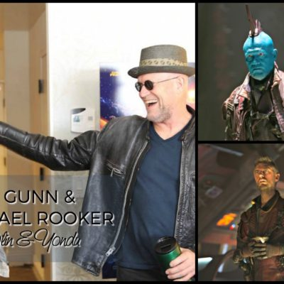 Guardians of the Galaxy Vol 2 – An Interview with Yondu and Kraglin