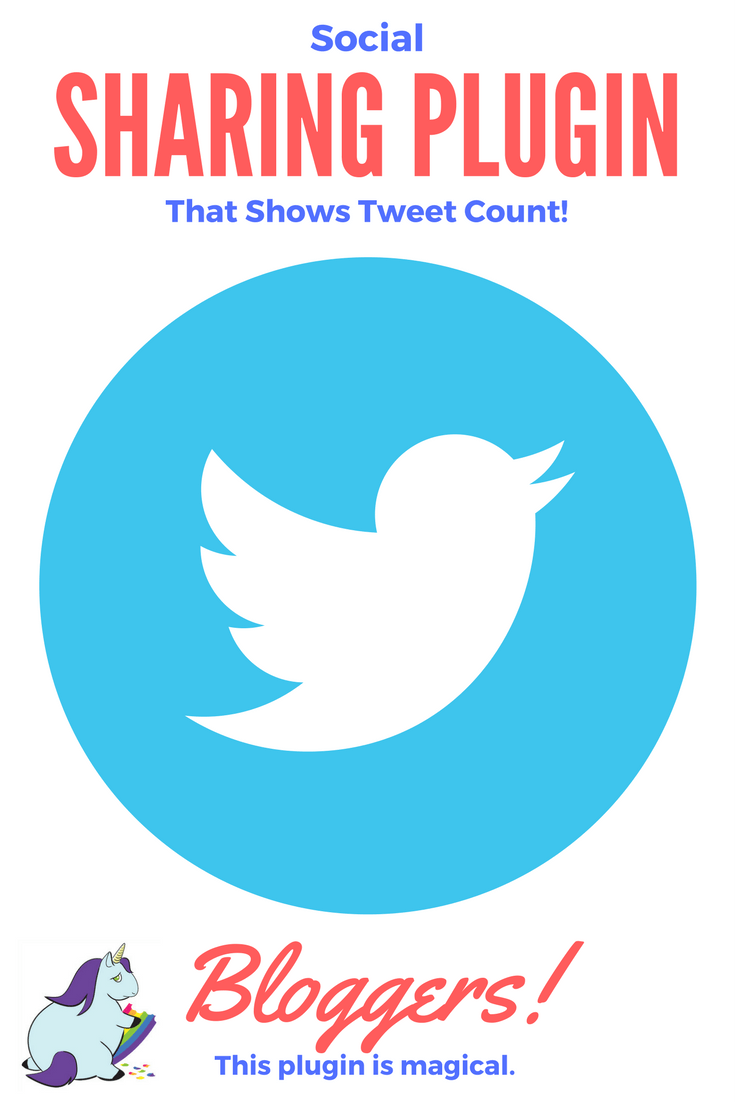 Wordpress Social Sharing Plugin that Shows Twitter Count
