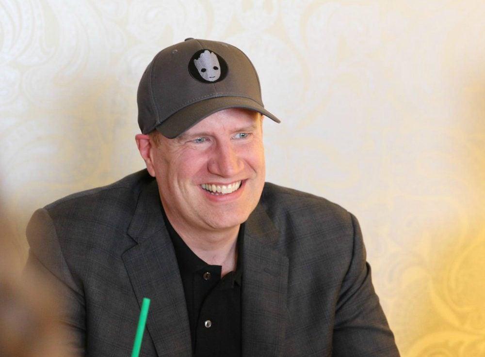 "President of Marvel Studios & Director James Gunn Give us the ""Hot Scoop"""