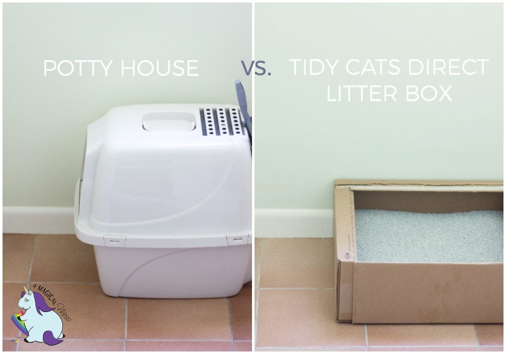 Tidy Cats Direct Monthly Litter Box Service