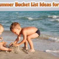 50 Summer Bucket List Ideas for Kids