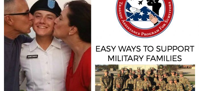 How to Support Military Families in Your Community