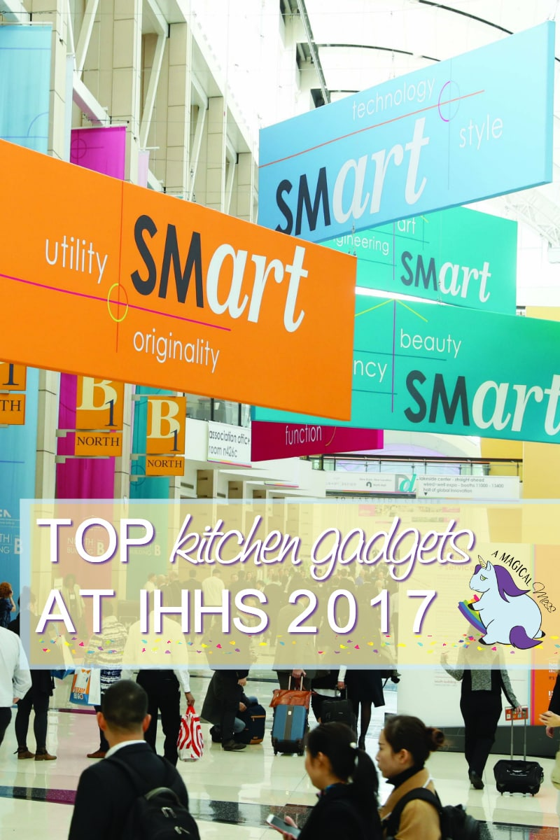 Top kitchen gadgets at IHHS 2017