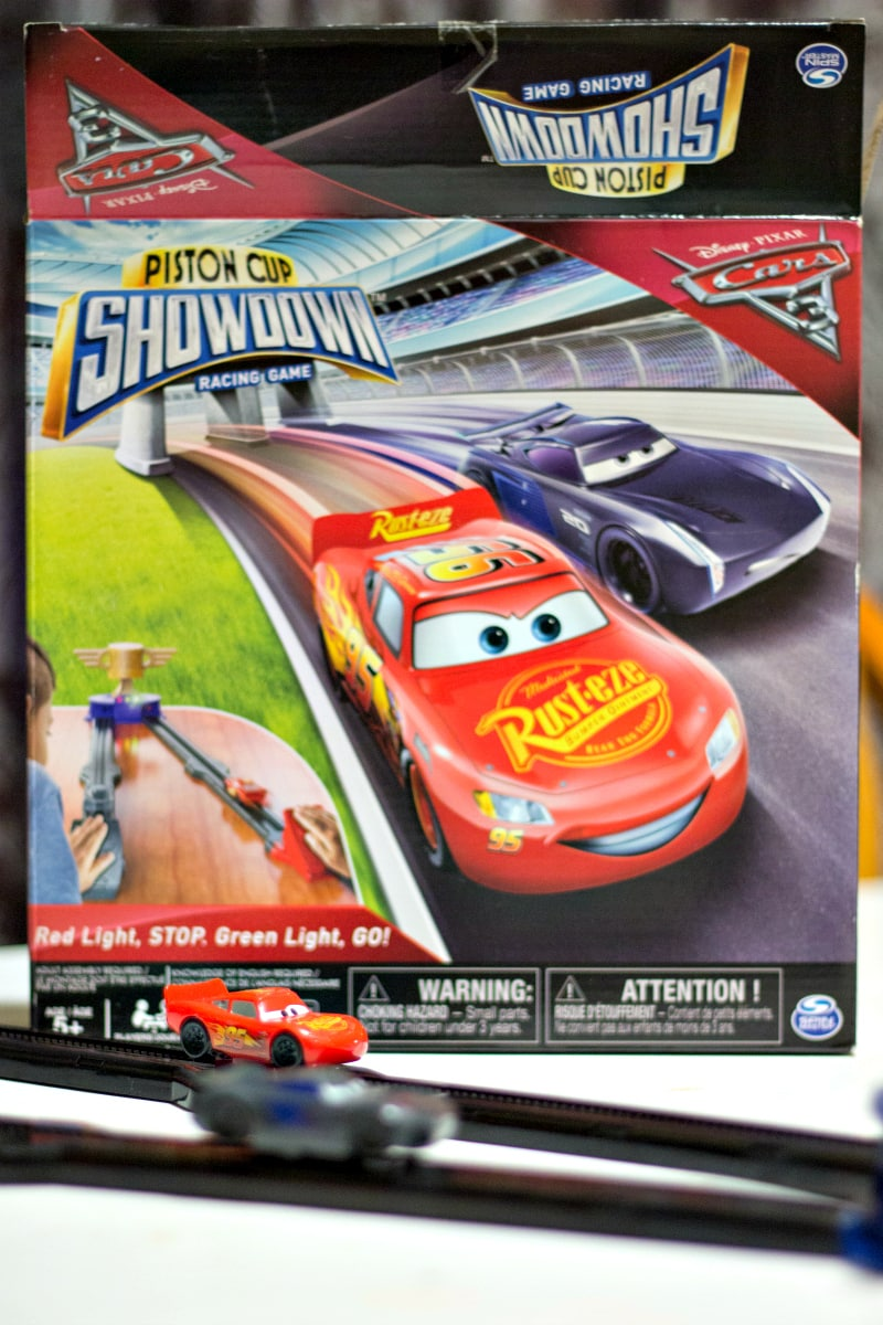 Disney Cars 3 Racing Game For Kids