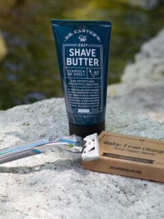 Fantastic Shaving Supplies for Men Delivered to Your Door AD