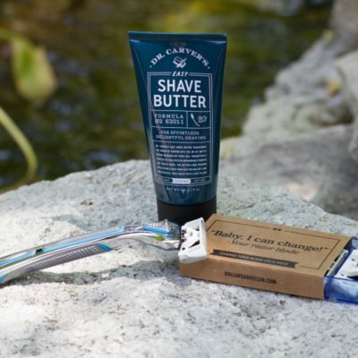 Fantastic Shaving Supplies for Men Delivered to Your Door