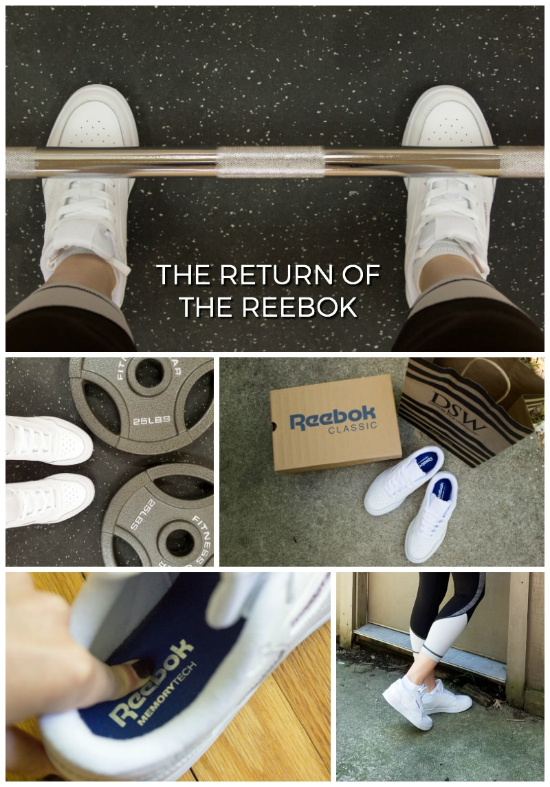 Classic Reebok Shoes for Women Making a Comeback #ReebokClassics #IC AD