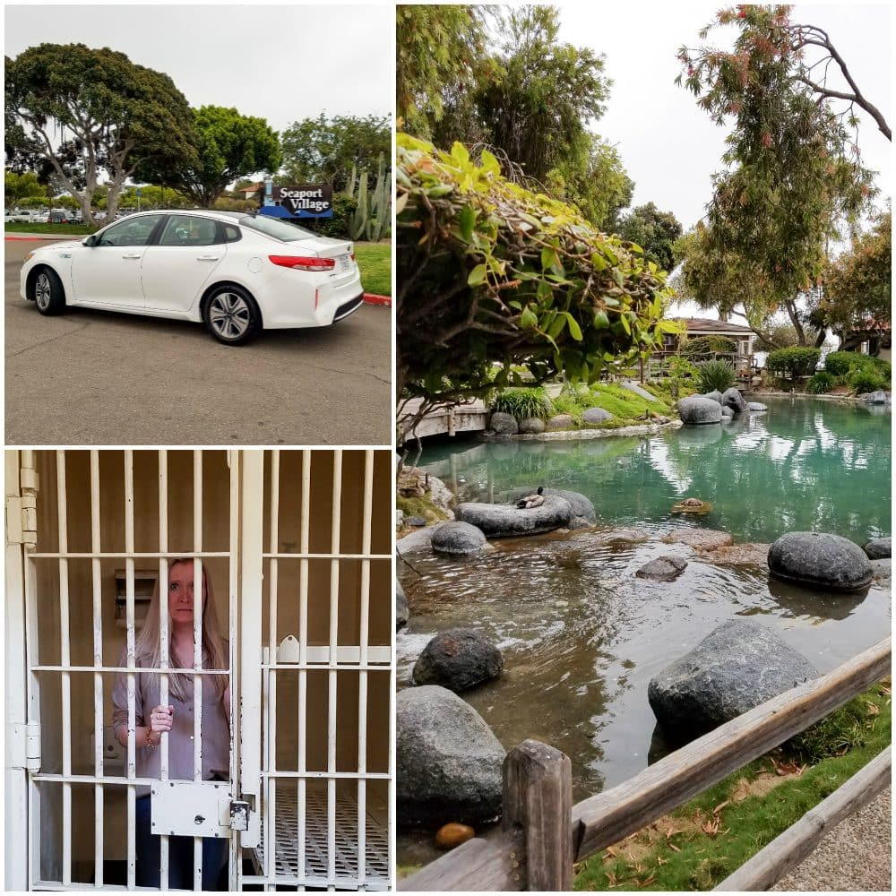 San Diego Adventures - Four Strangers and a Kia