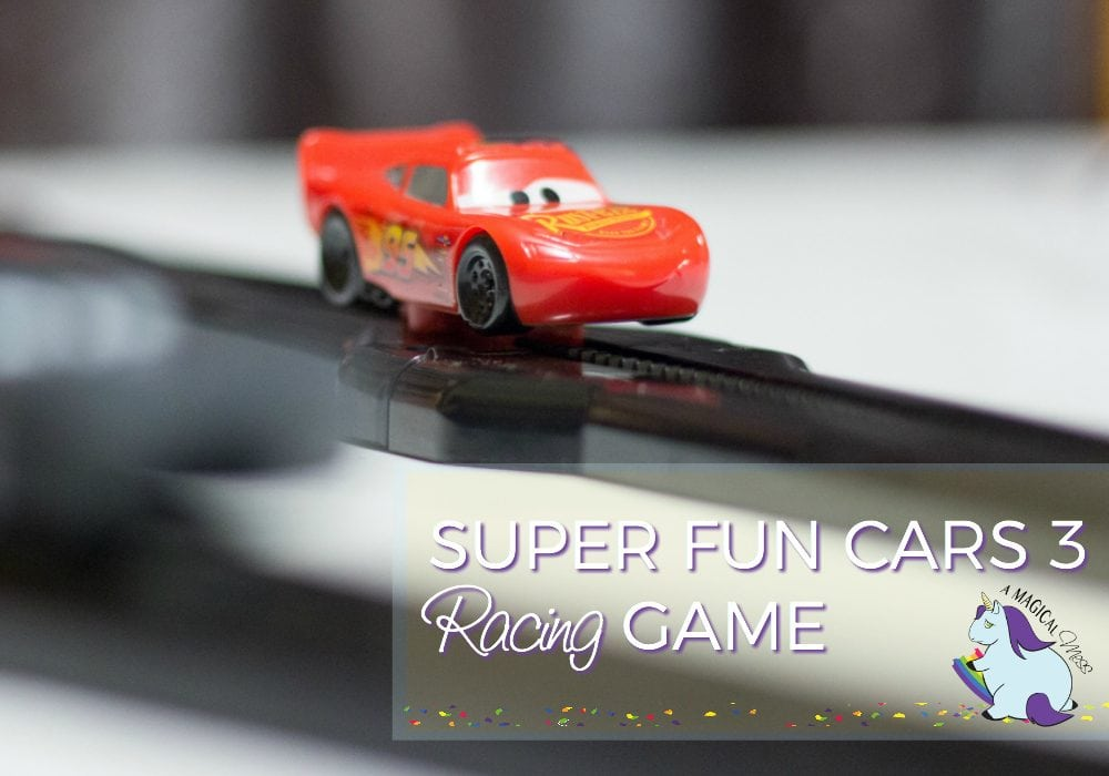 Car and Racing Games - Disney Cars 3 Racing Game for Kids