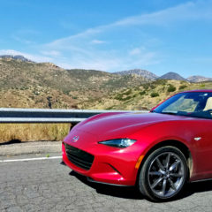 Driving Through Southern California in the 2017 Mazda SUV and Miata RF