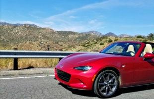 Driving Through Southern California in the New 2017 Mazda SUV and Miata RF