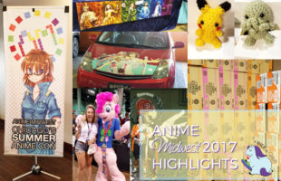 Chicago Anime Convention - Anime Midwest 2017 Highlights