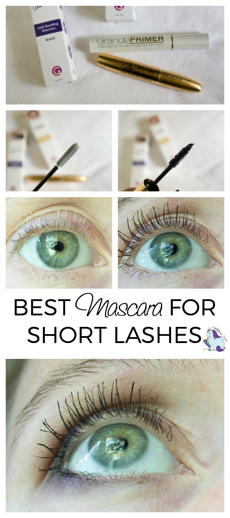 Best Mascara for Short Lashes
