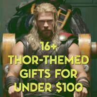 What to buy with 100 dollars for Thor Fans - The Ultimate Thor: Ragnarok Gift Guide