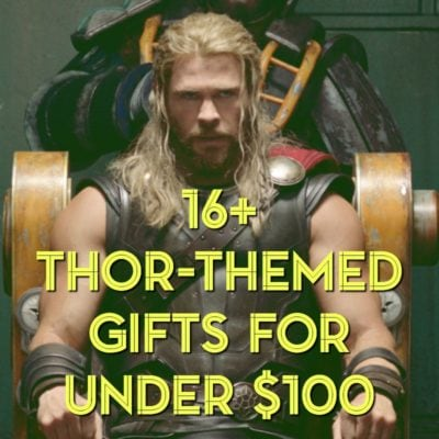 What to Buy with 100 Dollars or Less for Thor Fans