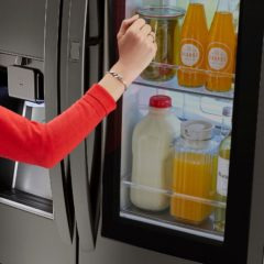 5 Reasons You Need the LG Smart InstaView Fridge
