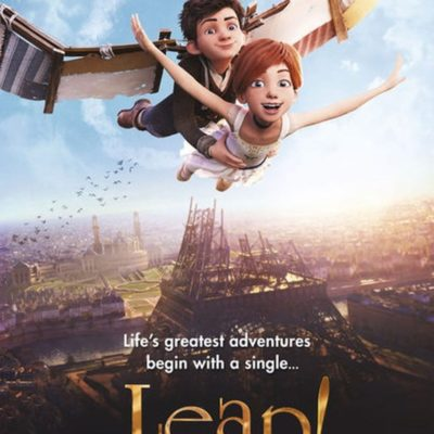 New Trailer for the LEAP! Movie
