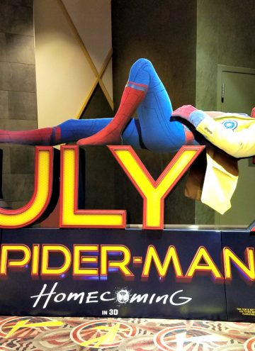 Spider-Man: Homecoming, The Dolby Cinema Experience, and A Marvel-Sized Slight