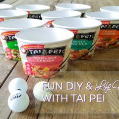 Tai Pei Foods and Life Hacks with Danielle Moss