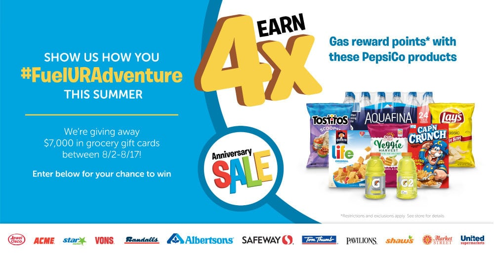 Last Minute Summer Activities - Fuel Your Adventure Sweepstakes