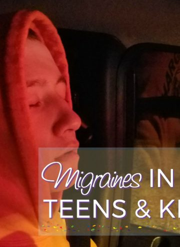 Migraines in Teens and Kids – Signs, Symptoms, and Resources