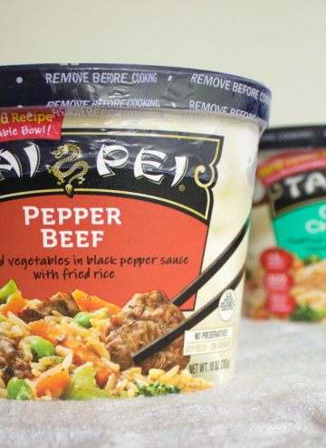 Quick and Easy Dinner Solutions – Tai Pei Frozen Meals and Coupon