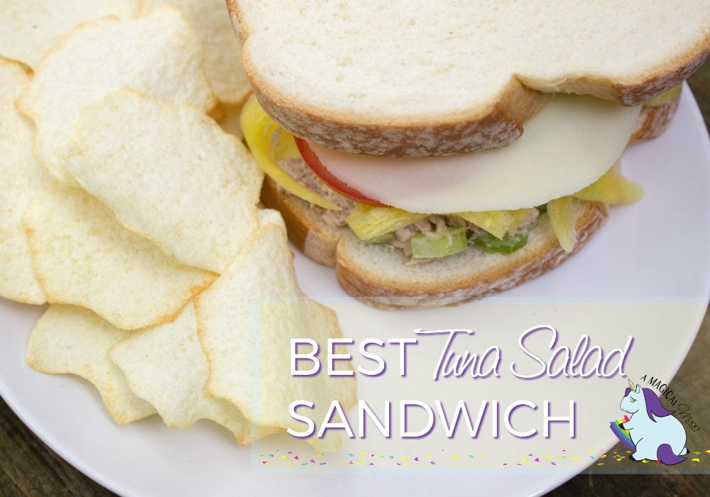 Best Tuna Salad Sandwich