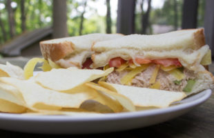 Best Tuna Salad Sandwich Recipe #SargentoAtMeijer #IC