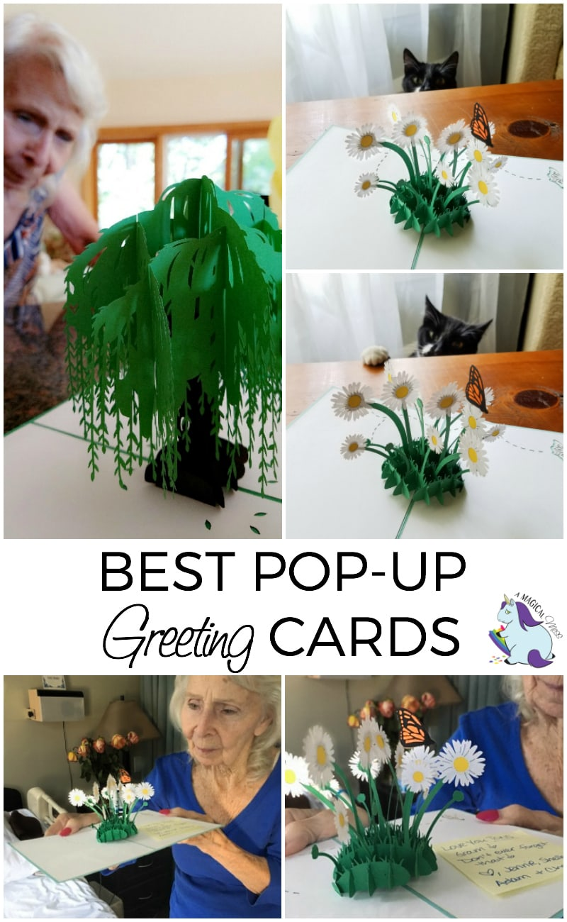 Pop Up Cards Make the Best Gifts for Grandparents