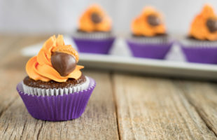 The Nut Job 2: Nutty By Nature Fall Themed Cupcakes Recipe