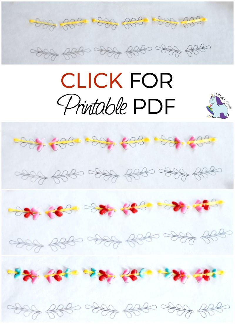 Coco Leaf Printables