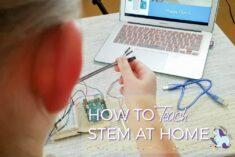 How to Teach STEM at Home - Soil Moisture Monitor Kit