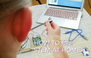 How to Teach STEM at Home - Soil Moisture Monitor Kit
